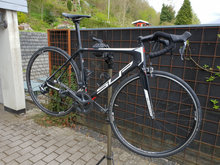 Superior team issue di2 racer cykel