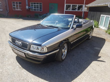 Audi 80 Cabriolet 2,3 5-cyl