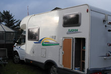 Chausson Flash 04. under 6 m, fra 2007
