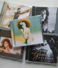 Gloria Estefan 5 Cd'er