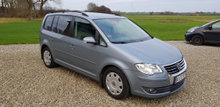 VW Touran 2.0 TDi 7 pers. 6 Gear