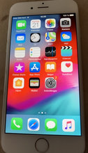iPhone 6 - 16gb - silver (hvid)