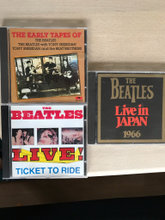 The Beatles live og early
