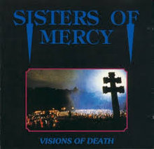 CD Sisters of Mercy - Visions of Death