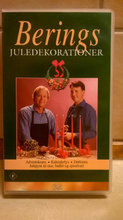 Berings Juledekorationer - VHS film