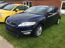 Mondeo 2,0 TDCi 163 Collection st.car