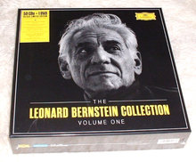 Leonard Bernstein - 58 CD plus 1 DVD