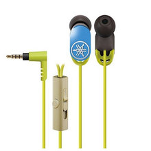sports headphones with microphone YAMAHA EPH-RS01 in-ear Blå