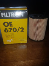 Oliefilter Fiat 500