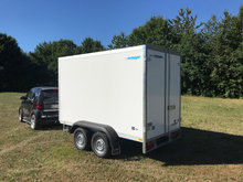 WM MEYER Cargo trailer AZ2030/151 S30