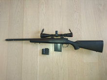 Remington 700 LTR .308Win, Leupold Mark4