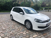 Golf 1,6 TDI Bluemotion 2011