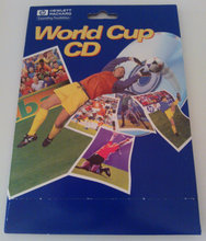 PC-spil: World Cup CD