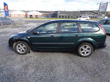 Ford Focus 1,6 TDCi Trend 109HK 3d