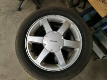 Ford Cougar 16""
