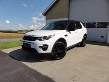 Discovery Sport 2,0 TD4 180 HSE aut.