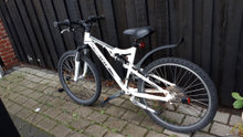 Fin mountainbike 24""