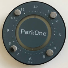 Park One - Automatisk P-Skive