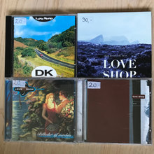 Love Shop: 4 CD´er