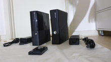 Xbox 360 slim samt Elite
