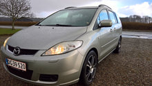 Mazda 5 2.0 7 pers, model 07' NYSYNET