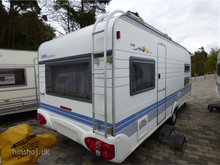 2001 - Hobby Excellent Easy 540 UK