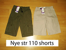 356) Nye str 110 shorts fra Friends