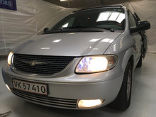Famileflyder no1 Chrysler Grand Voyager