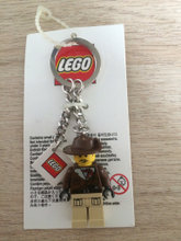 Lego Nøglering, KC037  Johnny Thunder