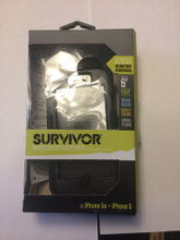 Survivor Cover til iPhone 5, 5S