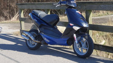 Aprilia MC Scooter