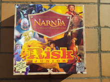 RISK Junior Narnia Brætspil