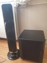 Samsung Surround Sound m/bas 2 højtalere