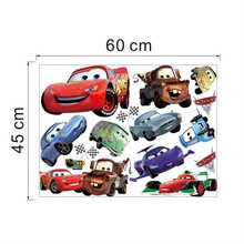 Cars wallstickers med Cars