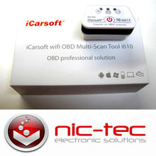 WIFI OBD iCarsoft scanner i610