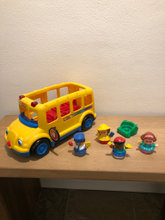 Fisher Price BusLittlepeople
