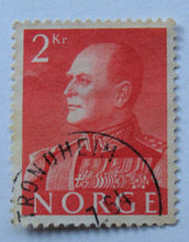 Norge - AFA 439 - Stemplet