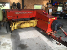 Fin New Holland 276