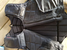 Equipage ridevest large barn