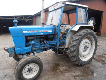 Ford 5000 Select-O-Speed Gear
