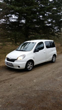 Toyota Yaris Verso 1,3 familiecontainer