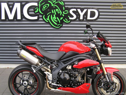 Triumph Speed Triple, billede 1