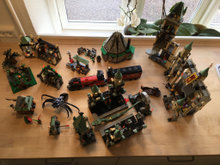 KÆMPE samling LEGO Harry Potter