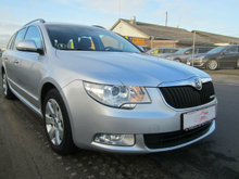 Superb 1,6 TDi 105 Active Combi GreenLine