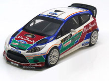 Ford Fiesta RS WRC 2011  Limited edition