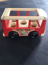 Fisher Price bus