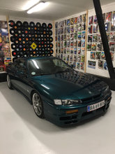 Nissan sx200 s14 byttes