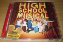 Walt Disney; High School Musical.