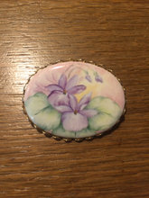 Blomsterbroche