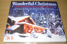 WONDERFUL CHRISTMAS; 3 x cd BOX.
